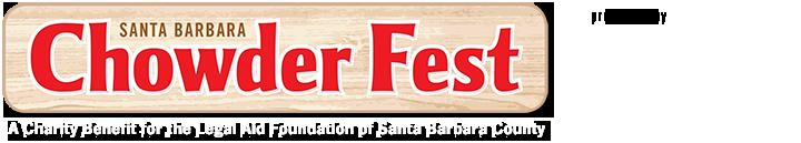 Santa Barbara Chowder Fest Logo